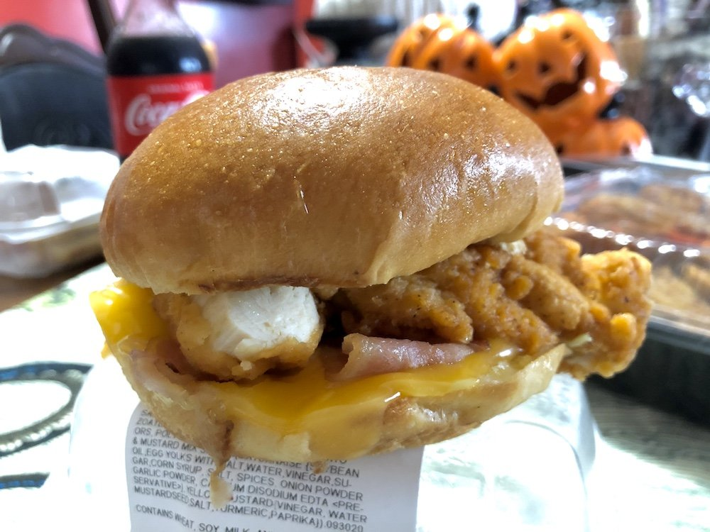Publix Chicken Sandwich