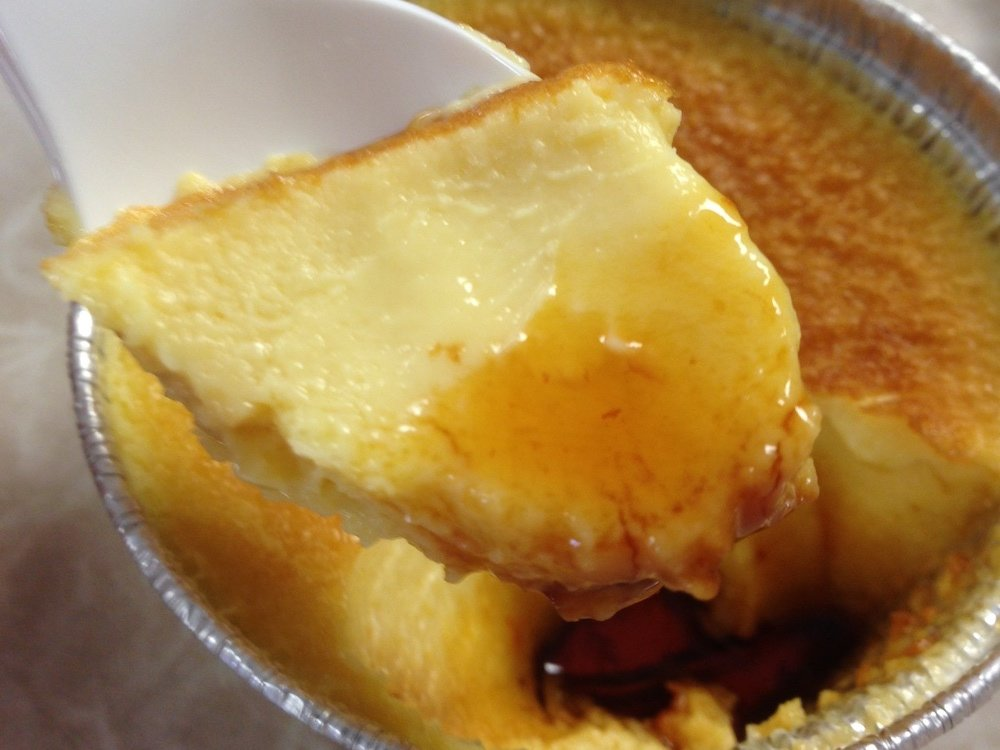 Spoonful of Flan