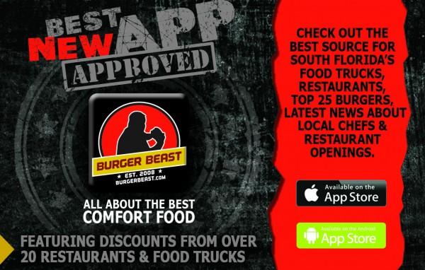 Burger Beast App