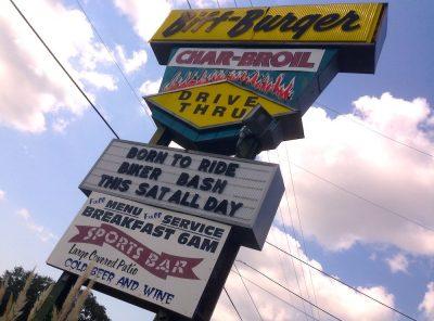 The Last Biff Burger is in St. Petersburg, Florida
