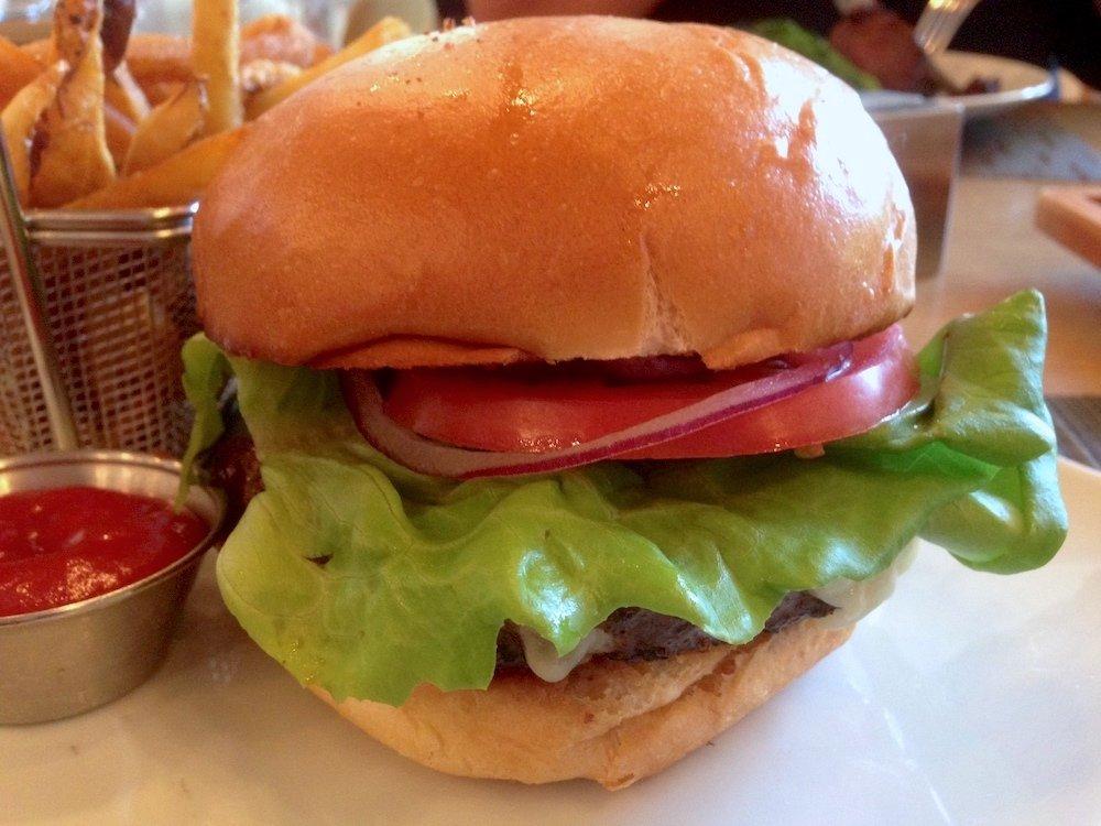 EDGE Steak & Bar Burger