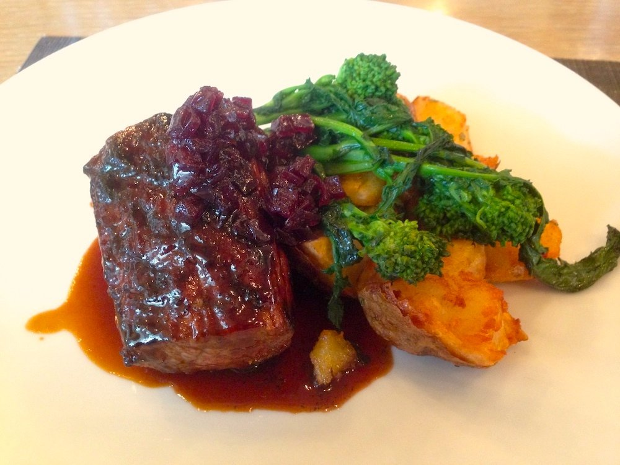 EDGE Steak & Bar Filet