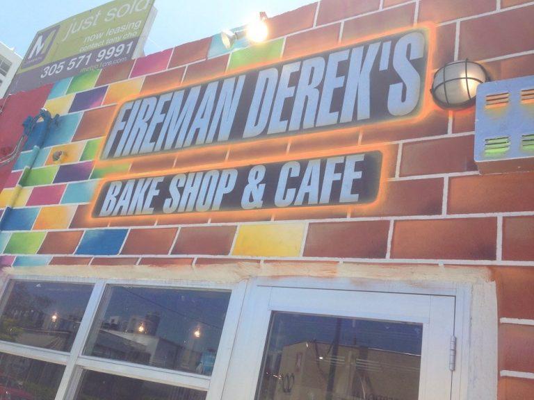 Pies & More from Fireman Derek's Bake Shop & Cafe