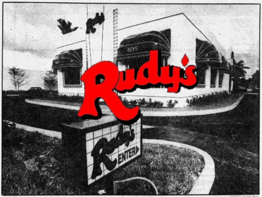 Rudy's Sirloin Steak Burgers Restaurant header
