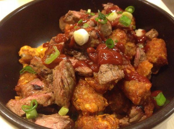 Sakaya Kitchen's Kalbi Chunk'd Tots Recipe
