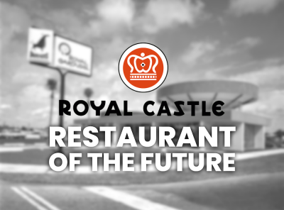 Royal Carousel was Royal Castle's Restaurant of the Future