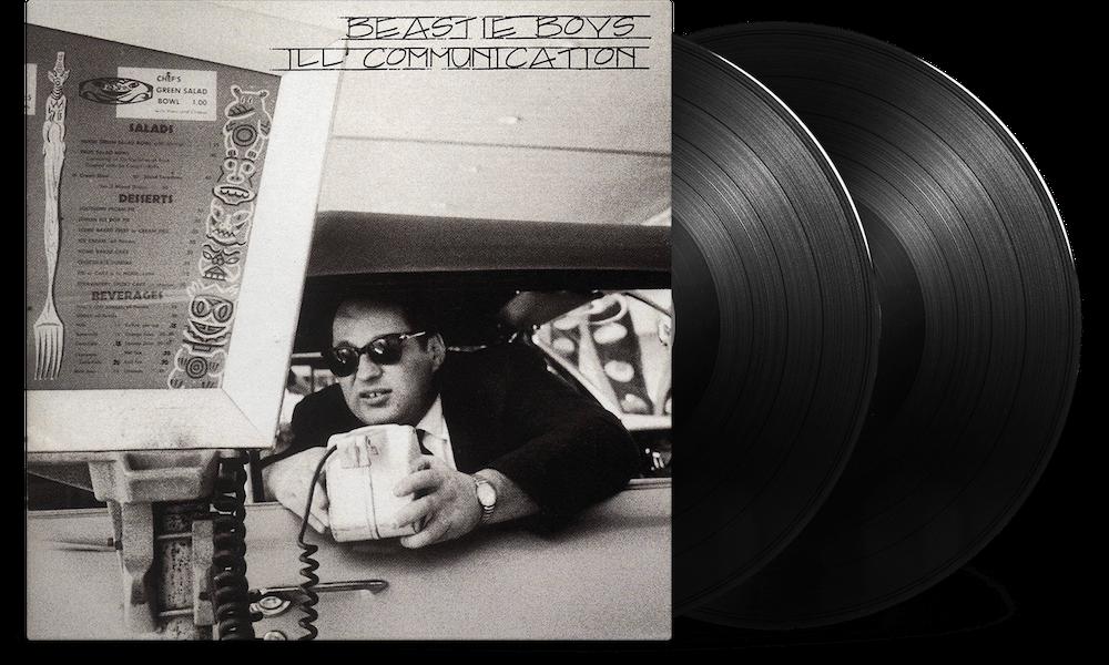 Beastie Boys's Ill Communication on vinyl
