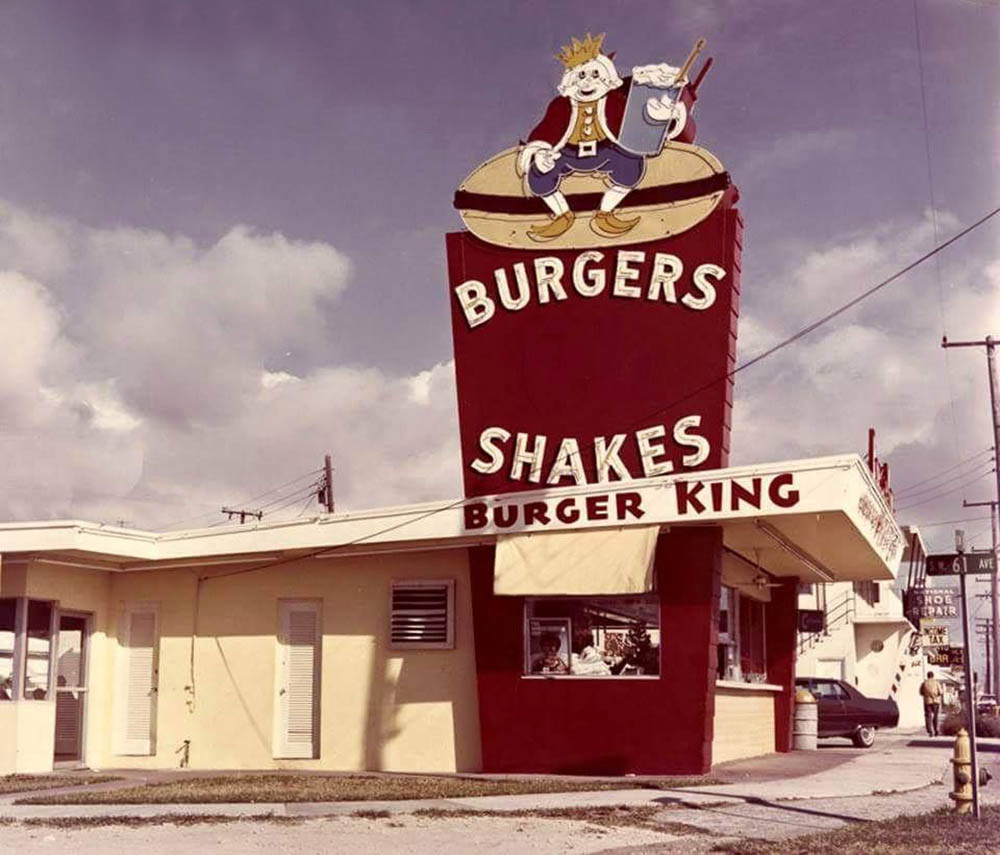 Burger King Number 2 in Miami
