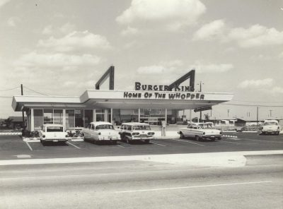 The History of Burger King & its First 10 Miami Locations