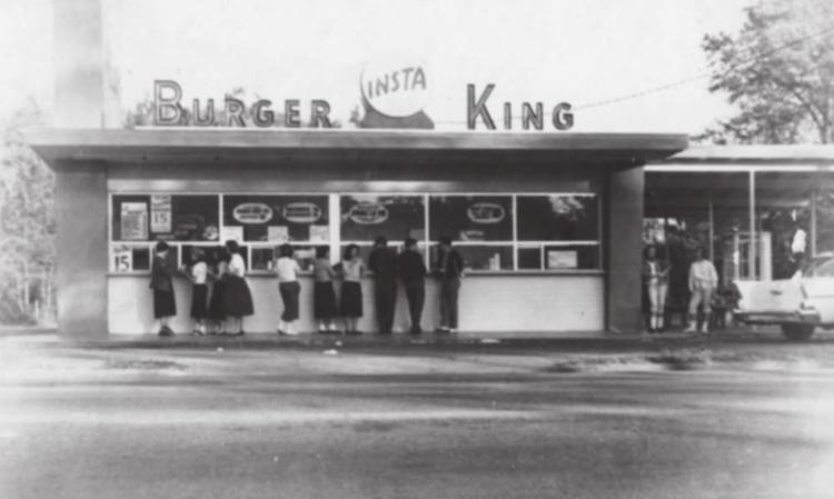 The original Insta-Burger King in Jacksonville, Florida
