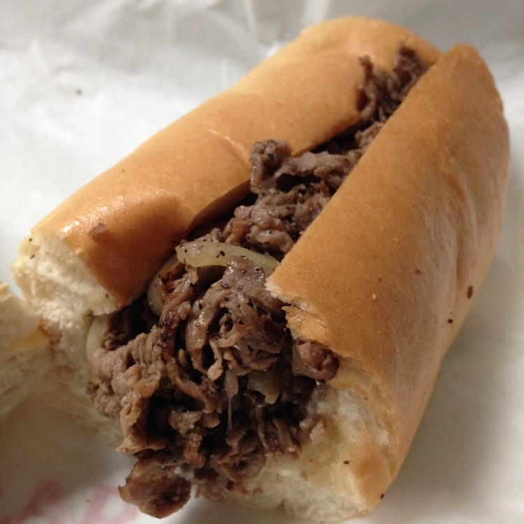 Hungry Bear Sub Shop Cheesesteak