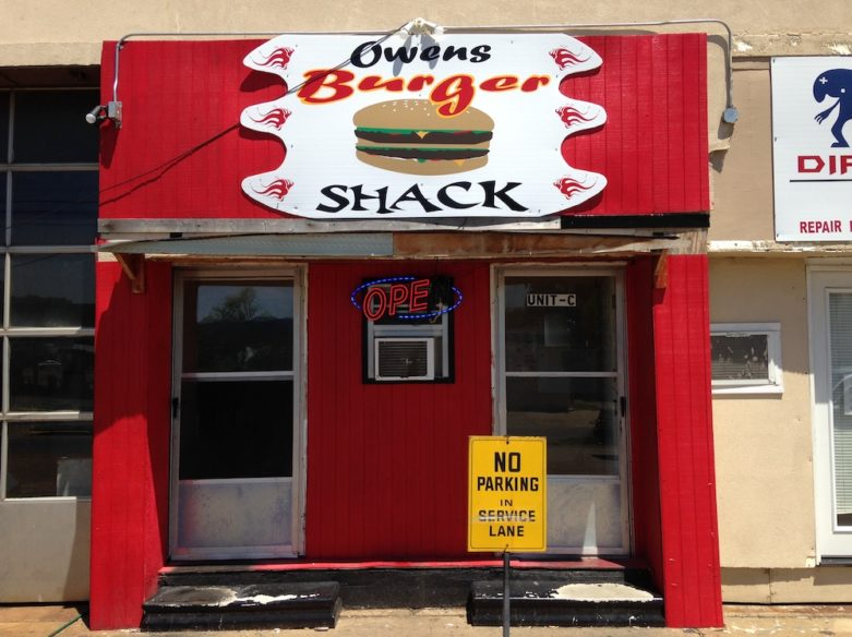 Owens Burger Shack Building