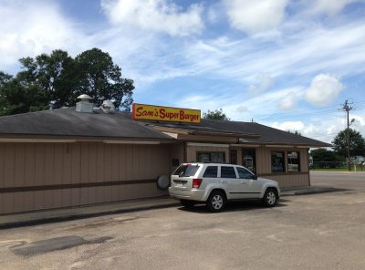 Sam's Super Burger - Grand Bay, Alabama