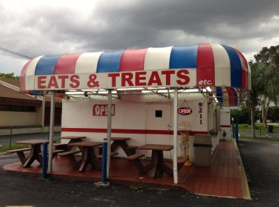 Eats and Treats Delivers on Food AND Desserts