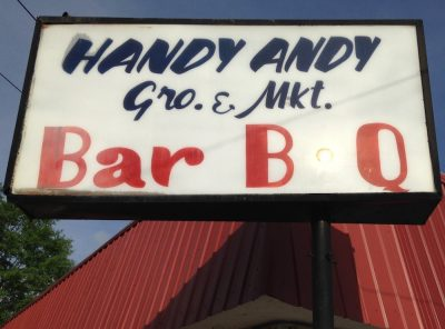 Handy Andy Grocery, A Great Locals Spot in Oxford, Mississippi