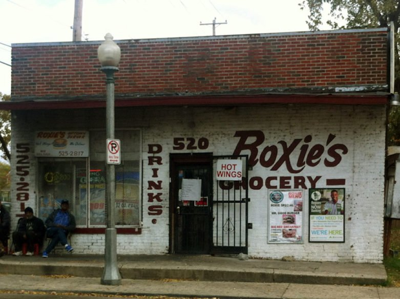 Roxie's Grocery Building