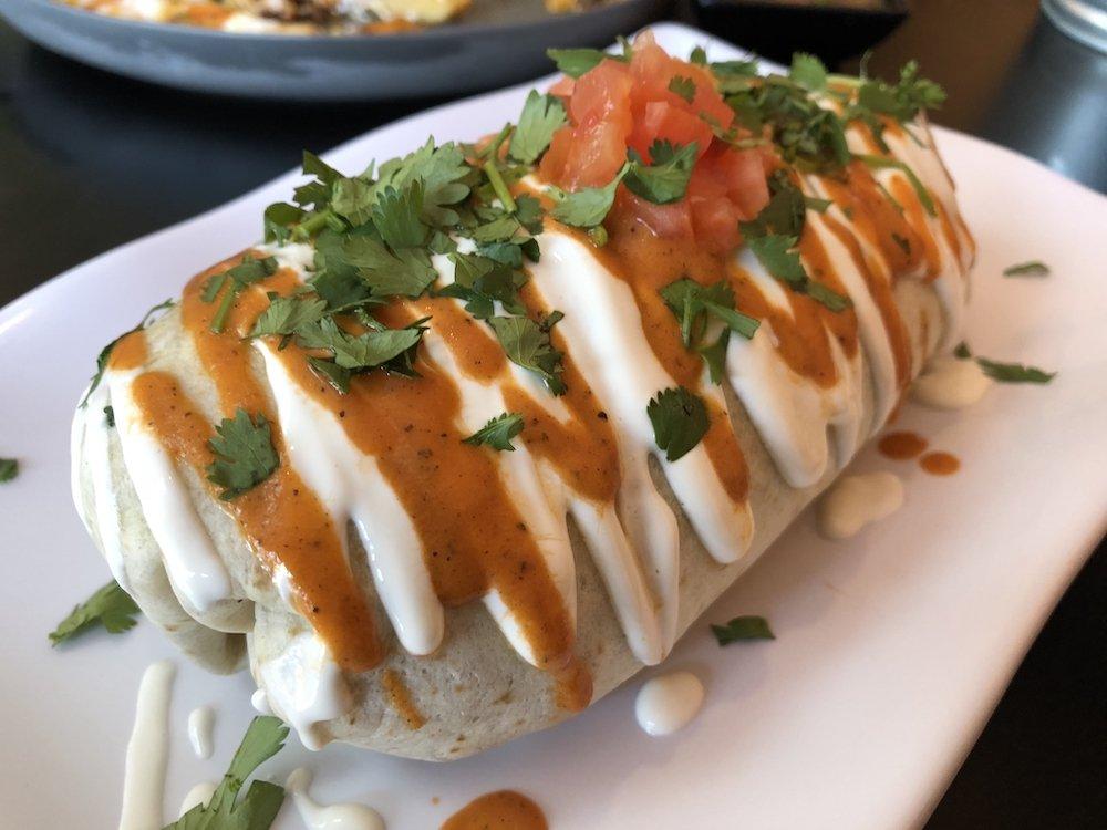 A-Mari-Mix Burrito