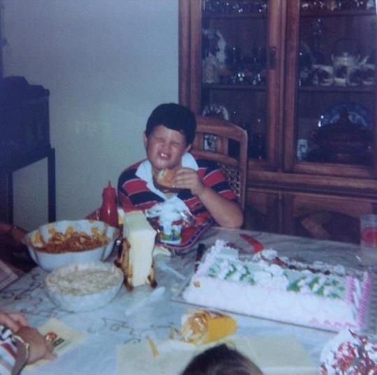 I was probably 7 or 8 years old enjoying my Wendy's on a Dukes of Hazzard tray