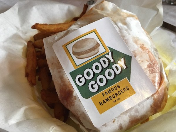 Goody Goody Burgers - Tampa, Florida