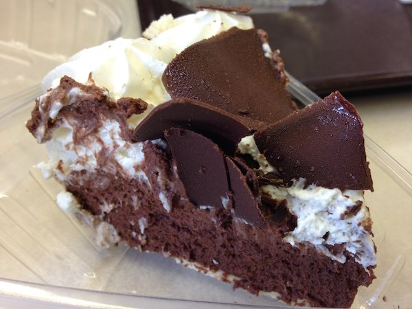 Marchocolate Cake