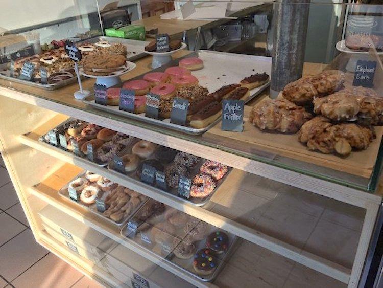 Bake Shack Donut Cabinet