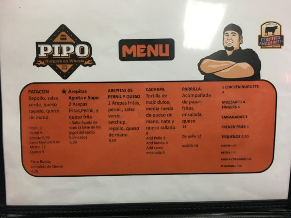 Pipo Burger Menu P2 (click to enlarge)