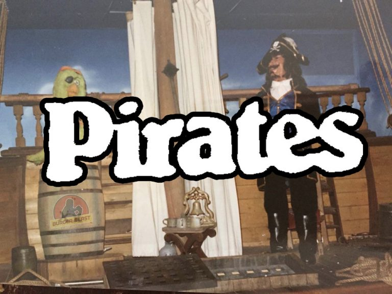 Who Remembers Pirates Theme Center Or Los Piratas In Miami?