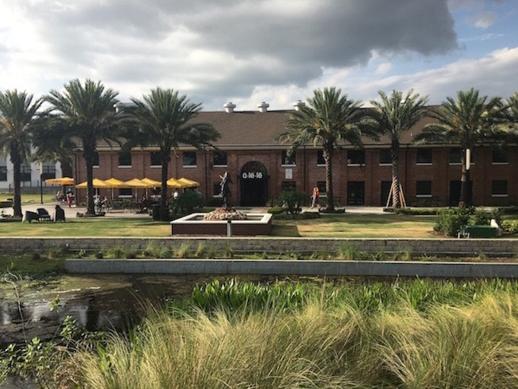 Ulele Restaurant Building