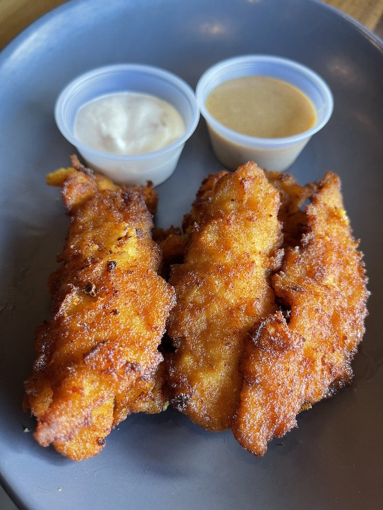 Captain Crunch Chicken Fingers