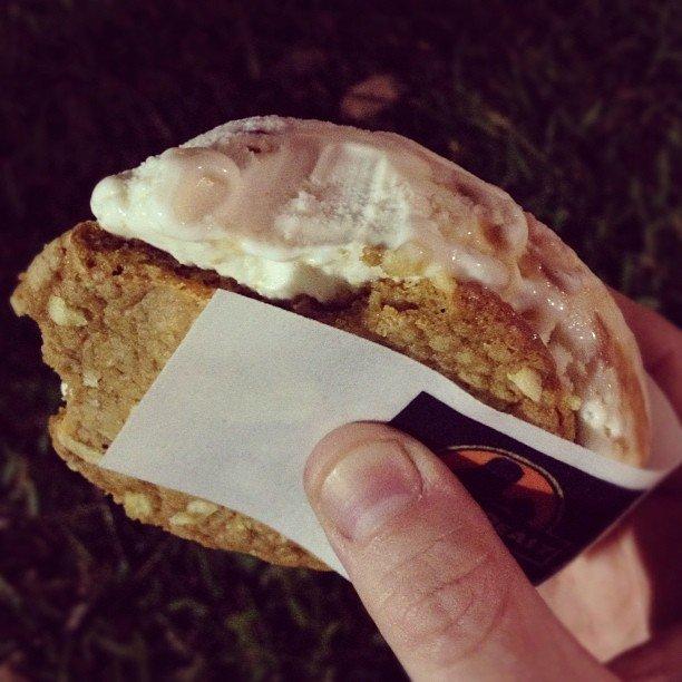 Coolhaus – BB Ice Cream Sandwich