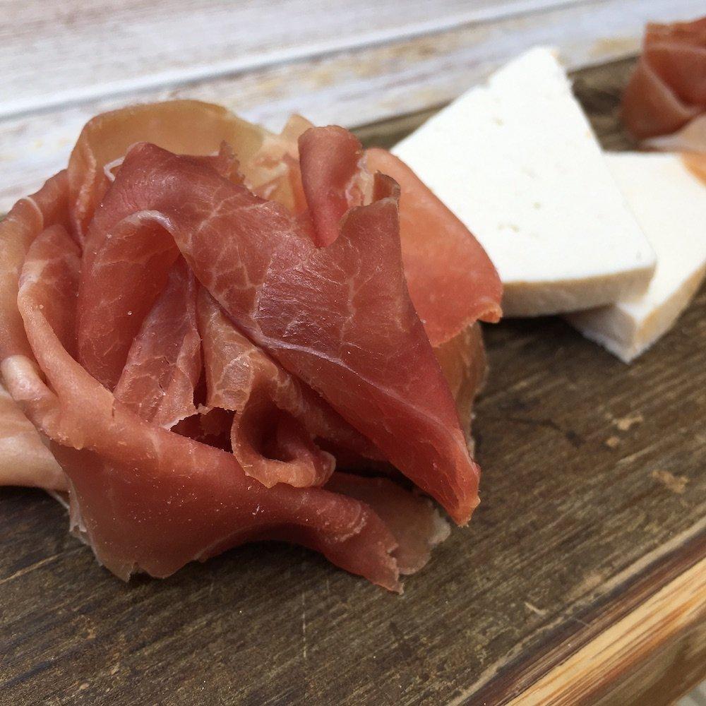 Benton's Country Ham & Cheese