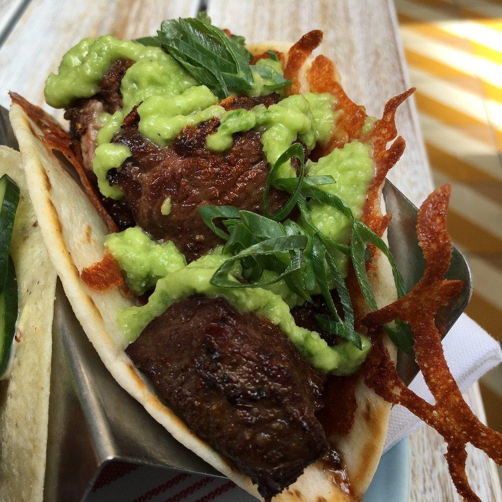 Steak Nina Taco