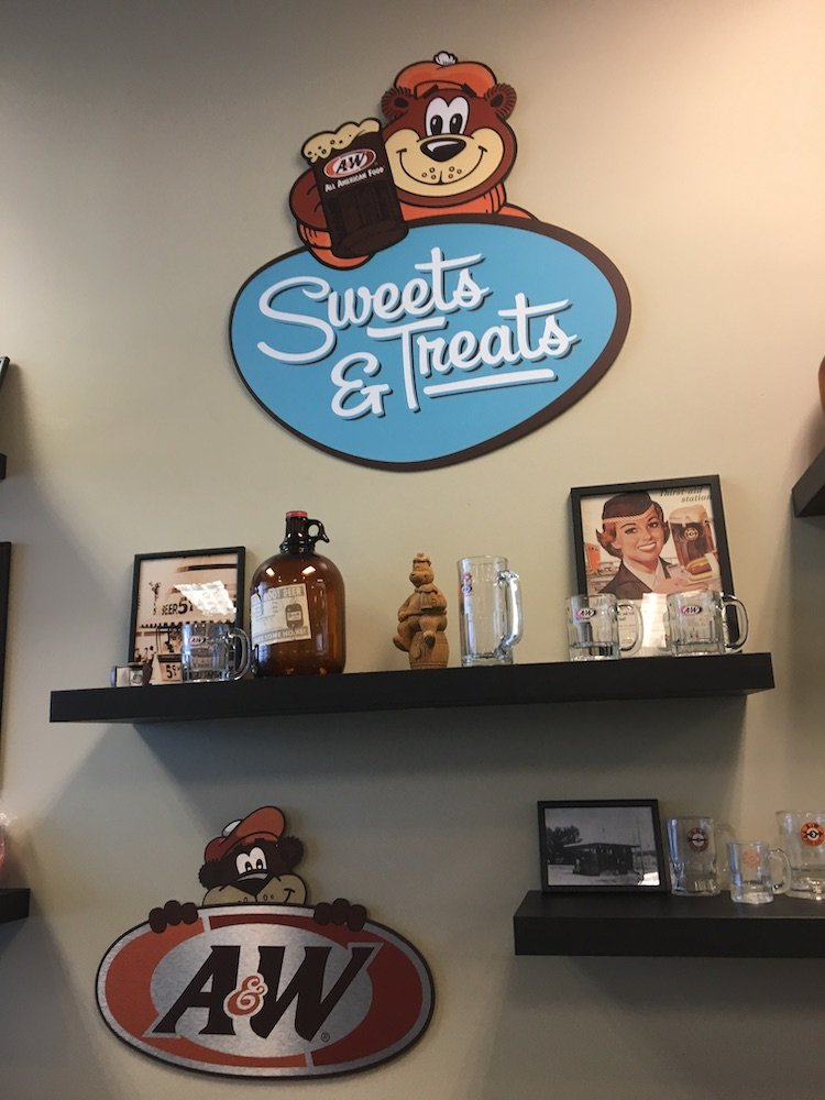 Sweets & Treats Sign
