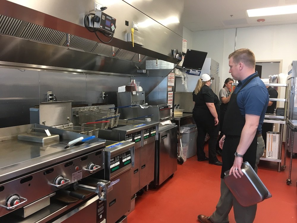 Inside the A&W Test Kitchen