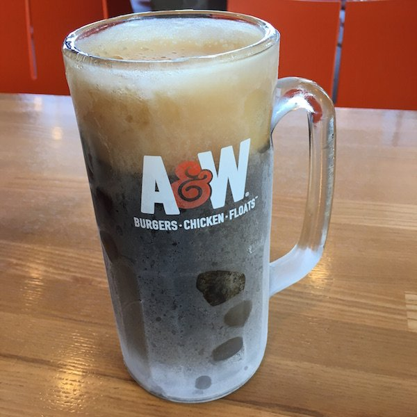 Ice Cold Root Beer