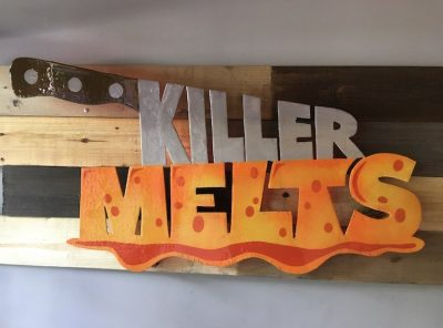 Killer Melts Grilled Cheeses & Burgers
