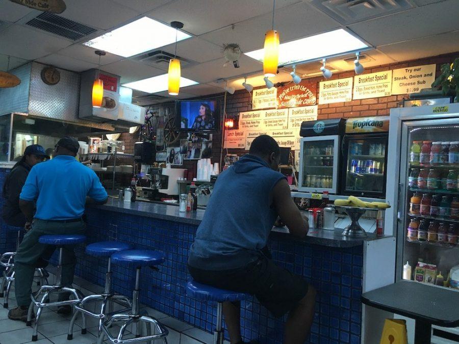 Sunny Side Cafe in North Miami, Florida