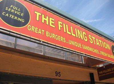Adam's Filling Station on Wheels Food Truck