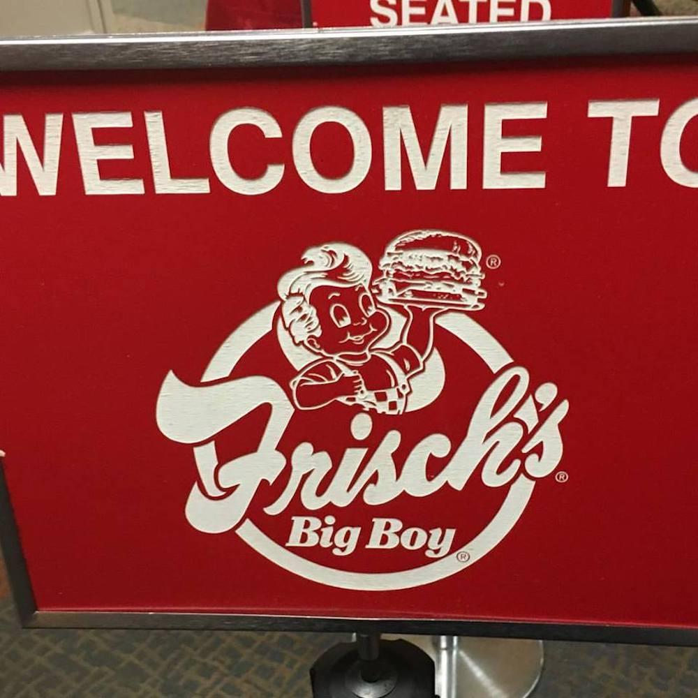 Welcome To Frisch's Big Boy