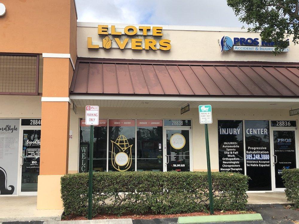 Elote Lovers in Homestead, Florida