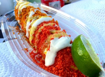 Elote Lovers in Homestead & Miami Roasted Corn Truck