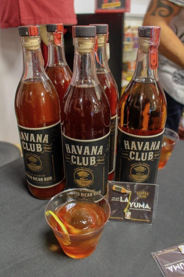Welcome Cocktail by Havana Club