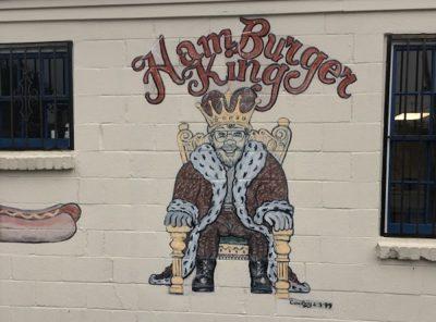 Hamburger King in Montgomery, Alabama since 1970