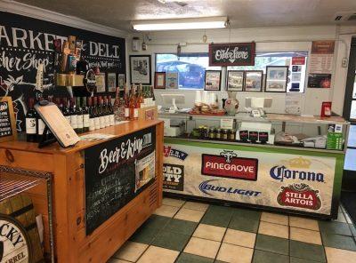 Burgers for Breakfast at Pinegrove Market & Deli in Jacksonville