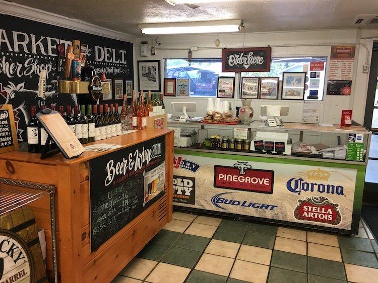 Pinegrove Market and Deli – Jacksonville, Florida