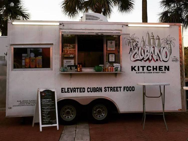 A Lo Cubano Kitchen Food Truck