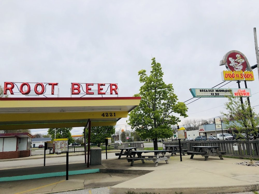 Dog 'n Suds - Muskegon, Michigan