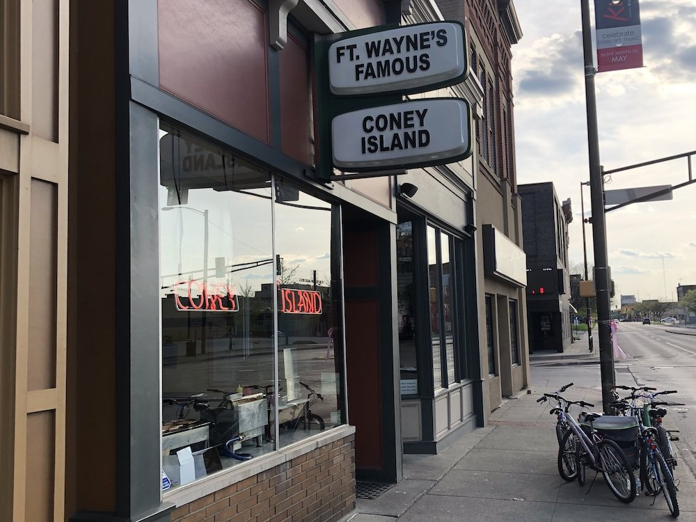 Fort Wayne's Famous Coney Island – Fort Wayne, Indiana