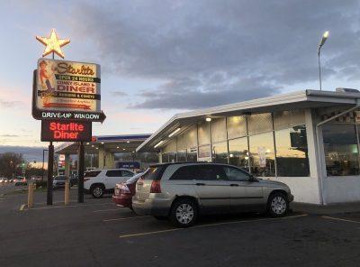 Starlite Diner & Coney Island in Burton, Michigan
