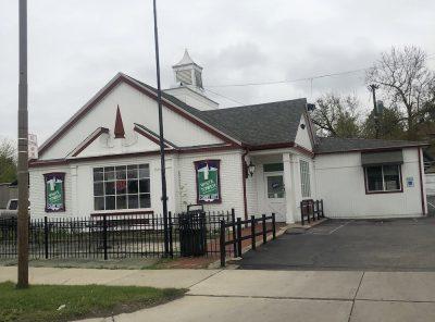 Green Lantern, Rudy's Hot Dog, & White Tower in Toledo